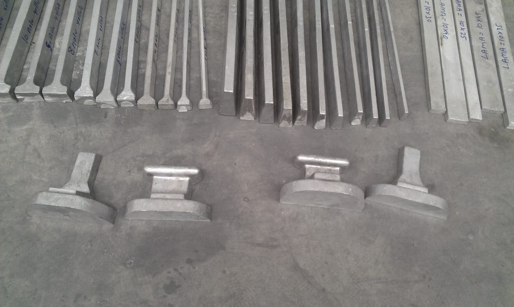 Foundry Aluminum Riser & Runner Parts